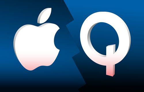 Qualcomm, Apple'a dava açti!