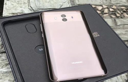 Huawei Mate 10 kutusu ile birlikte sızdırıldı