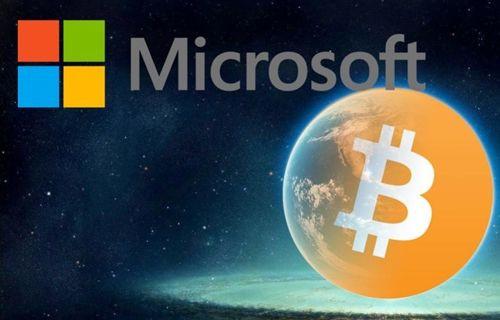 Microsoft Bitcoin kabul etmeye başladı!