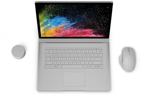 Donanım canavarı Microsoft Surface Book 2 tanıtıldı!