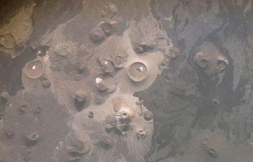 Arkeologlar, Suudi Arabistan'da cehennem kapısı buldu