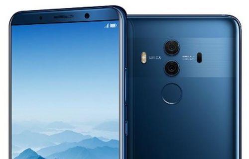 Huawei Mate 10 Pro'nun kamera puanı dudak uçuklatıyor!