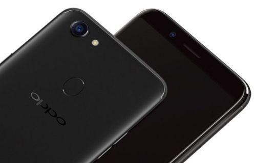Merakla beklenen akıllı telefon Oppo F5 sızdı!