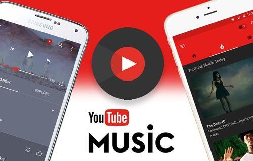 YouTube'ta müzik dinlerken telefonu kullanmanın yolu!