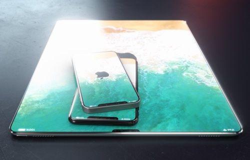 Apple ürünleri, iPhone X'ten ilham alınarak yeniden tasarlandı!