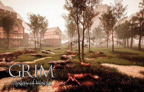 Yerli oyun GRIM - Mystery of Wasules Steam'de!