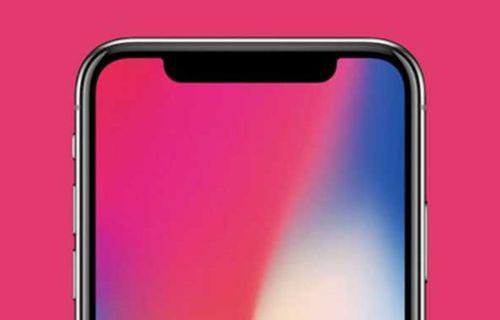 iPhone X'e özel zil sesi!