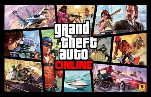 GTA Online'da büyük sürpriz!
