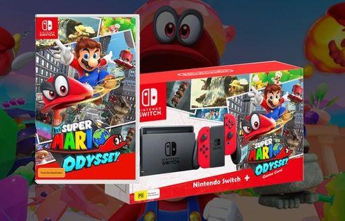 Nintendo'nun yüzü Mario ve Switch ile güldü!