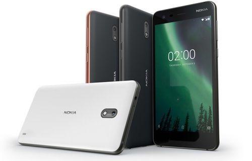 450 TL'lik Nokia 2 tanıtıldı!