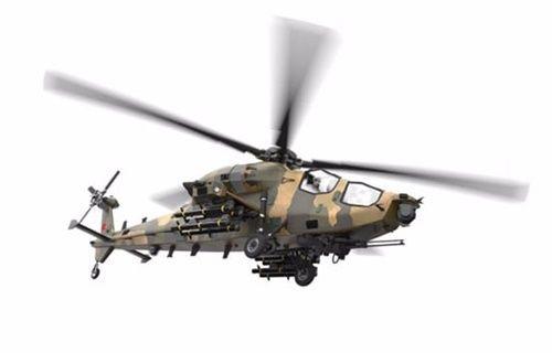 ATAK 2 Taarruz Helikopteri'nden ilk görüntü!