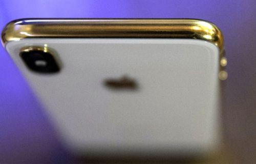 İşte gerçek altın ve gül altın iPhone X!