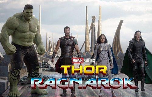 Thor: Ragnarok şimdiden 3 misli kara geçti!