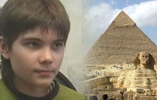 Rus çocuk, Mars'ta yaşadığını iddia etti!