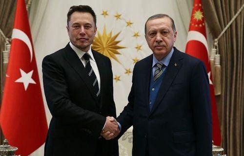 Elon Musk, Cumhurbaşkanı Erdoğan ile ne konuştu?