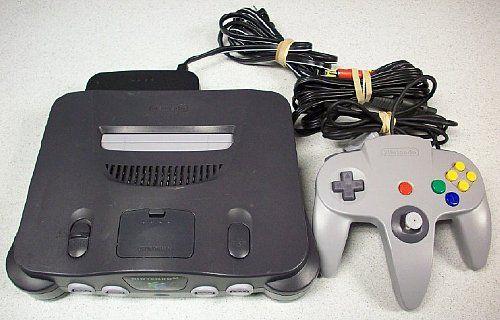 Nintendo 64 Mini geliyor!