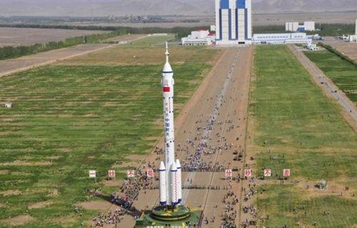 Çin'in 8,5 tonluk uzay istasyonunun parçaları Türkiye'ye düşebilir!