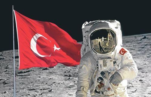 İlk Türk astronot için araştırmalar başladı!