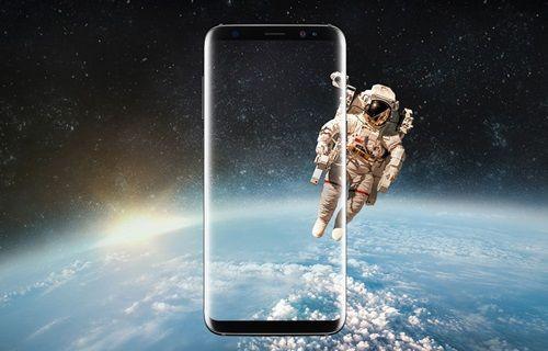 Samsung'un A serisinde sonsuz ekran geliyor!