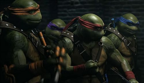 Injustice 2'ye Ninja Kaplumbağalar geliyor!