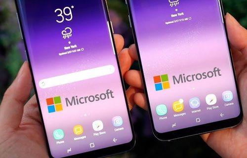 Microsoft, Galaxy S8 satıyor!
