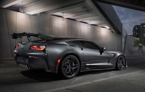 Gelmiş geçmiş en güçlü Chevrolet Corvette tanıtıldı!