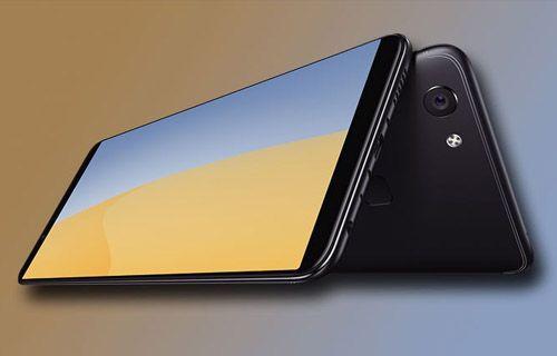 24 Megapiksel ön kameralı çerçevesiz akıllı telefon tanıtıldı