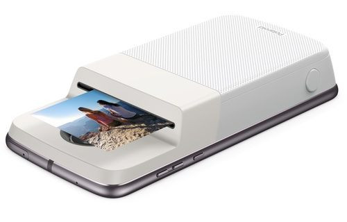 Moto Z, Polaroid Insta-Share Printer ile fotoğraf basıyor!