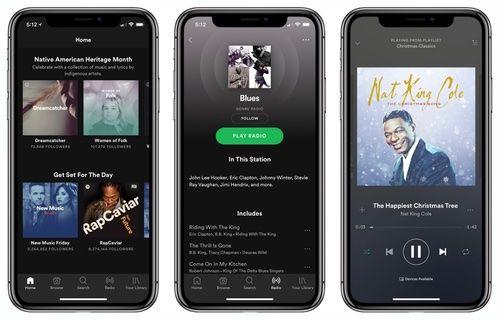 Spotify, iPhone X ile artık uyumlu!