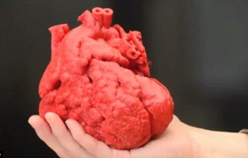 30 dakikada, nakledilebilir insan organı üretilecek!