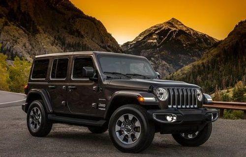 Yeni Jeep Wrangler günyüzüne çıktı!