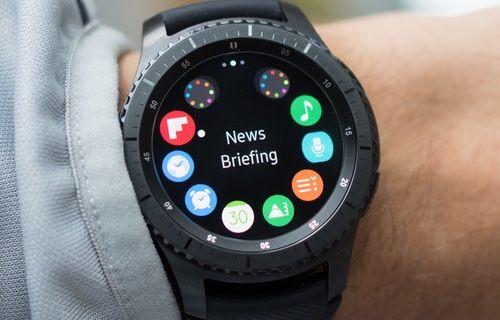 Samsung Gear S3 için Tizen 3.0 çıktı!