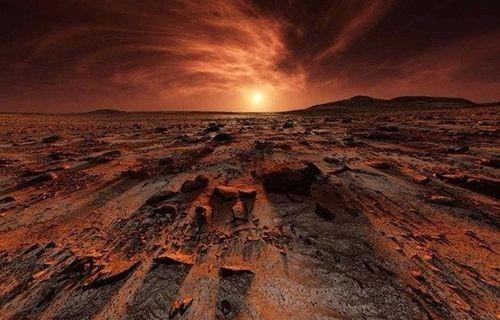 Mars'ta su teorisi çöktü mü?