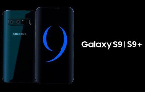 Galaxy S9'un görüntüsü sızdırıldı