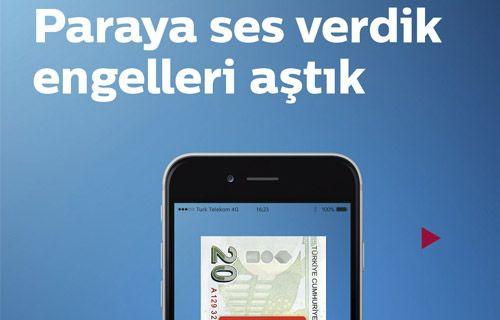 Türk Telekom'dan görme engelliler için bir ilk