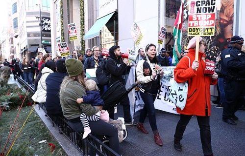 ABD'de Kara Cuma'yı boykot çağrısı!