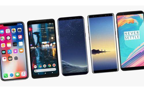 2017'nin en iyi amiral gemisi akıllı telefonları