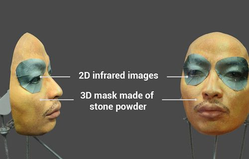 Face ID bir maske ile kırıldı