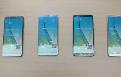 Huawei Nova 2S'in görüntüleri sızdırıldı