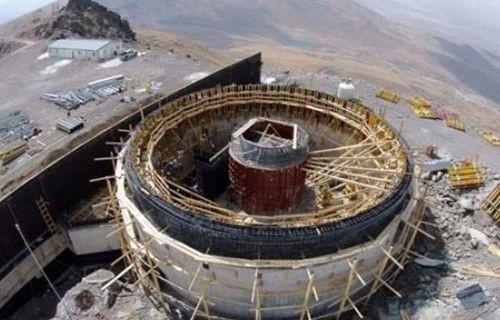Avrupa'nın en yüksek çözünürlüklü teleskobu Türkiye'de!