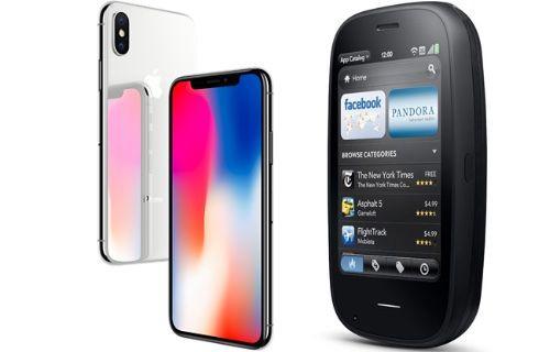 iPhone X'un arayüzü çalıntı mı?