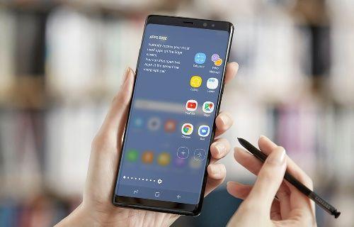 Samsung VPN, Note8 ile geldi!
