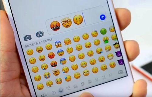 iOS 11.2 ile emojiler değişti