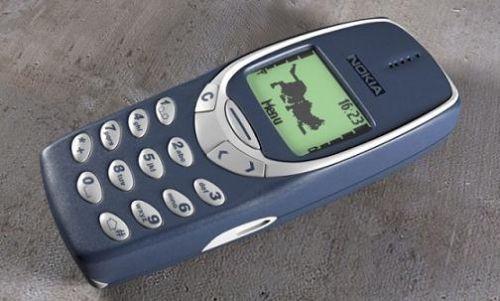 Şaka değil! Nokia 3310 geri dönüyor!