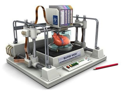 3D Baskı Teknolojisi ile Böbrek Dokusu Geliştirildi