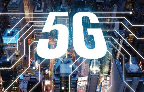 5G, logosu ile karşımıza çıktı!