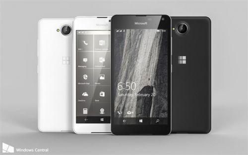 İşte Microsoft Lumia 650!