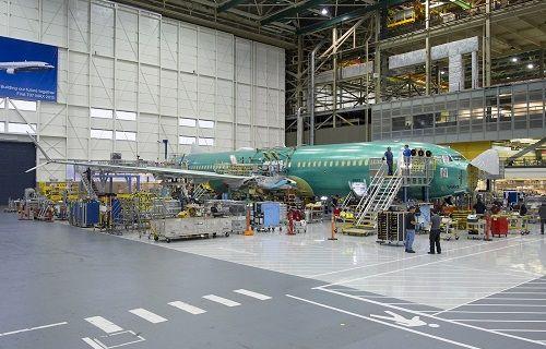 Boeing ilk 737 MAX'ın sonuna geldi