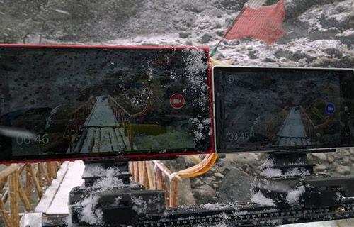 Nokia Lumia 930 ile Everest'in zirvesinde çekilmiş çarpıcı fotoğraflar