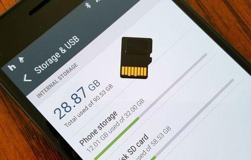 Android için microSD kartta devrim! İşte hız canavarı A1!